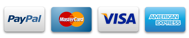 Credit Card For Footer