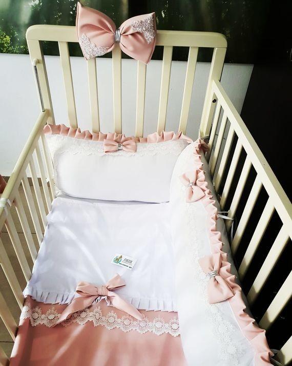 סט מצעים למיטת תינוק