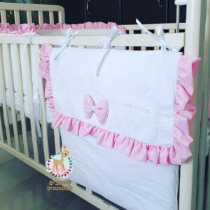 ✧תיק ארגונית למיטת תינוק ✧