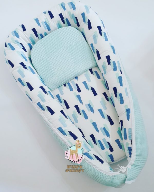 בייבי נסט עריסה ניידת לתינוק
