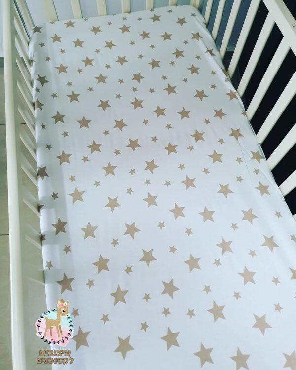 סדין למיטת תינוק , סדין לתינוק ף סדים ללול