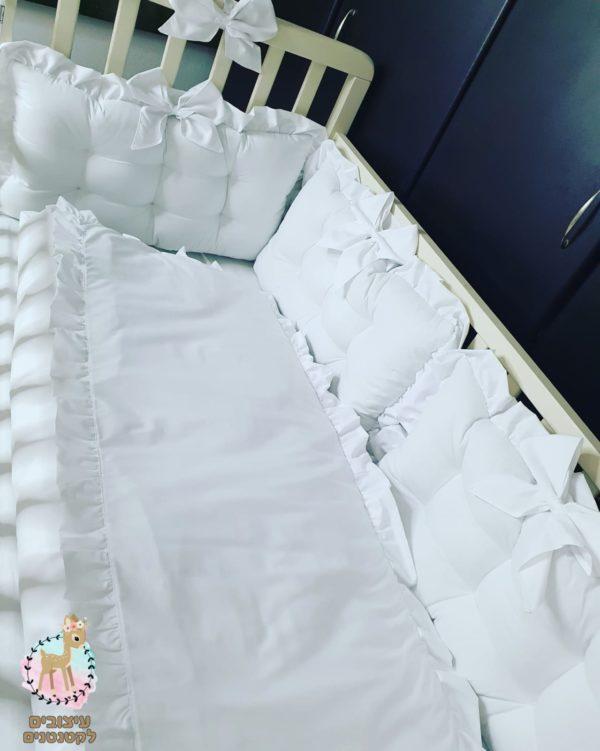 סט מצעים לתינוק , סט מצעים למיטת תינוק