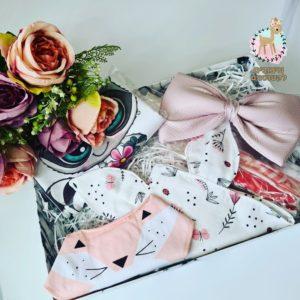 מארז לידה – מתנה ליולדת דגם ליטל פרינסס